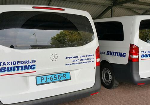 Vergoeding Taxivervoer Zorgverzekering